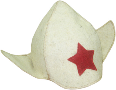 Буденовка Звезда НП Бабушкин Узор белый