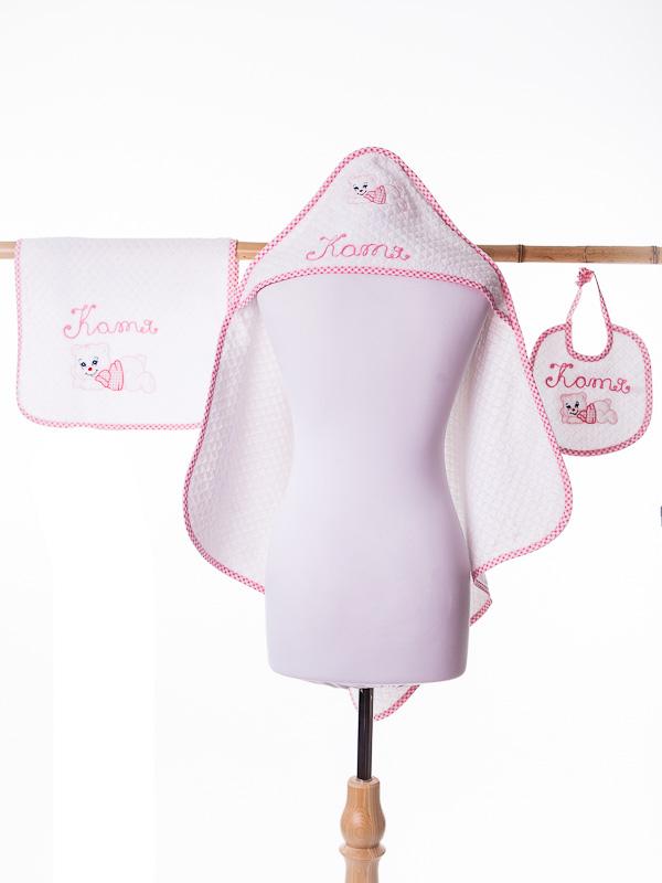 Эксклюзивный набор на кашу, Бабушкин Узор, розовый