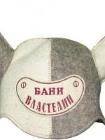 Шапка для бани Викинг Властелин Бани Бабушкин Узор