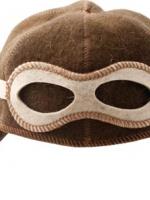 Пилот шапка банная Бабушкин Узор