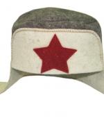 Ушанка банная Звезда Бабушкин Узор